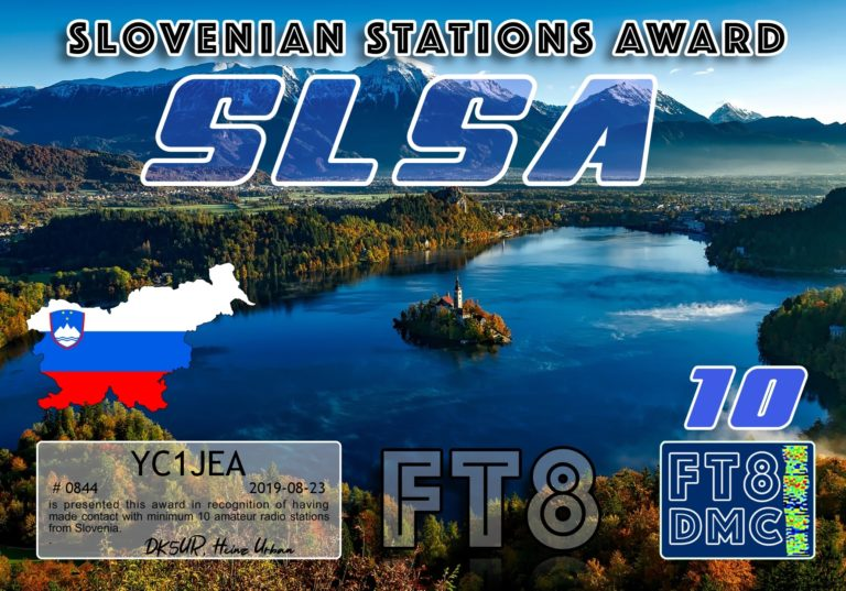 Slovenian Stations Award