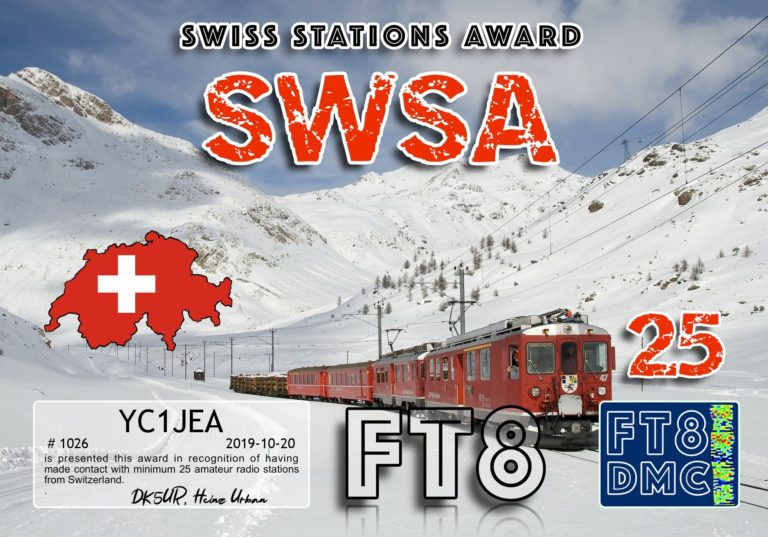 Swiss Stations Award