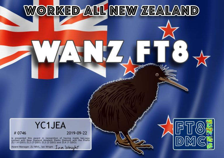 Worked All New Zealand