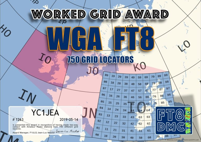Worked Grid Award