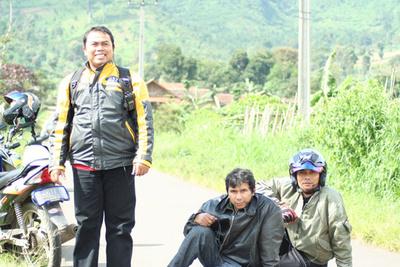 Gunung Burangrang