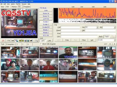 SSTV Slow Scan Television
