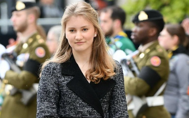 This is a special event callsign for the 18th birthday of the Crown Princess Elisabeth.