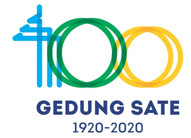 Celebrating 100 Year of Gedung Sate