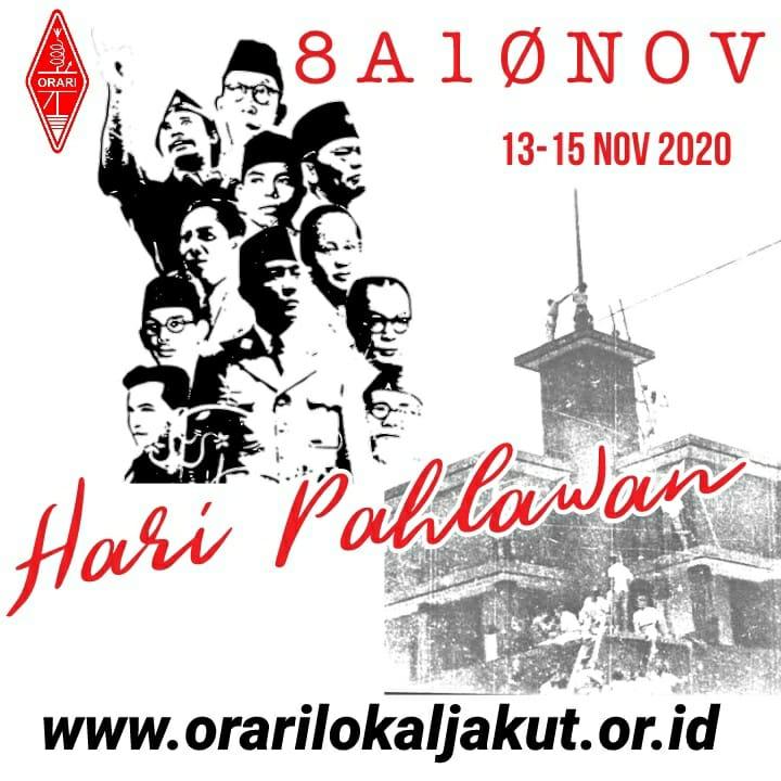 Special Call 8A10NOV – 10 November